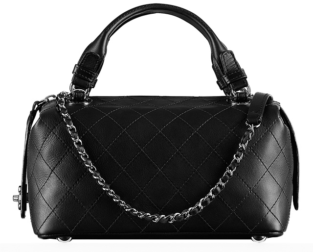 Chanel Small Bowler Bag