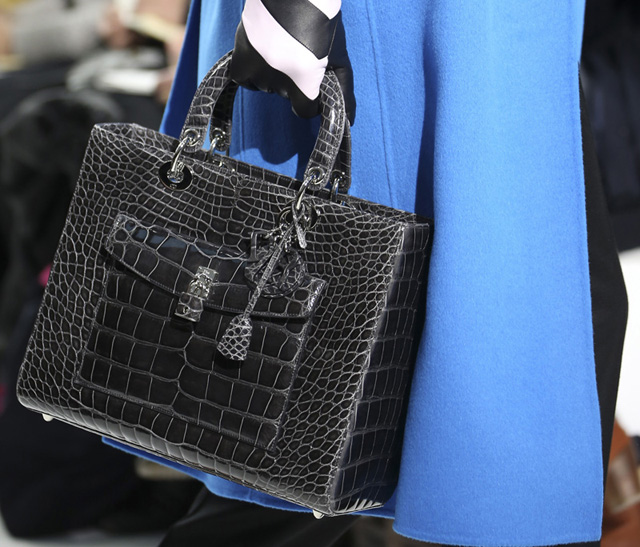 Christian Dior Fall 2014 Handbags 1