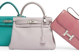 Christie's Features Bright Bags in its Spring Luxury Accessories Auction