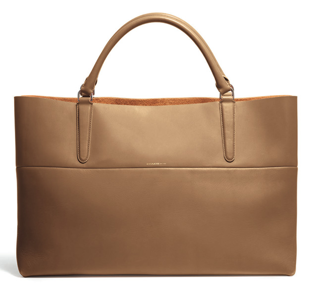 Coach East-West Bonded Town Tote