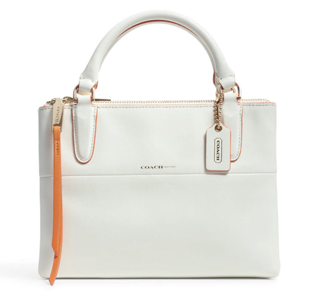 Coach Micro Edgepaint Borough Bag