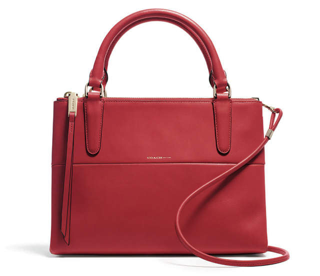 Coach Mini Borough Bag