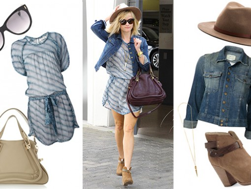 Get the Look: Reese Witherspoon Carries Chloe