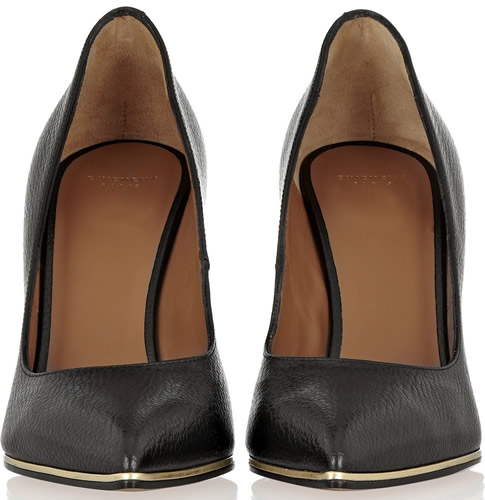 Givenchy Textured-Leather Pumps