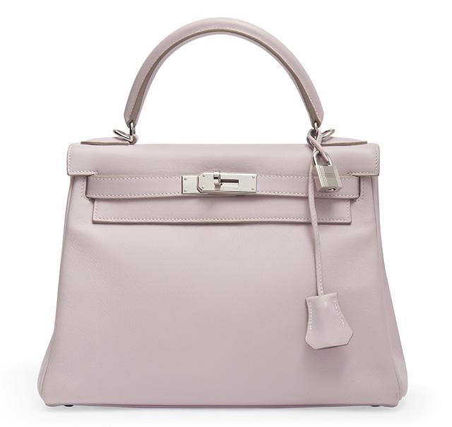 Hermes Kelly Bag Pink