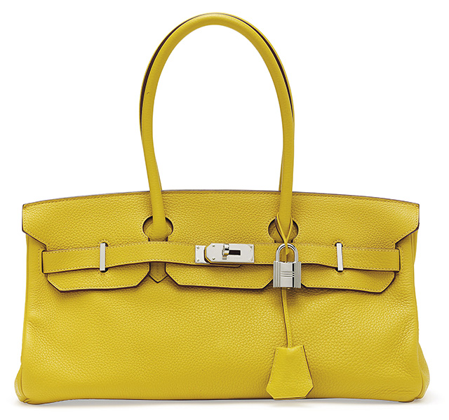 Hermes Shoulder Birkin II Bag