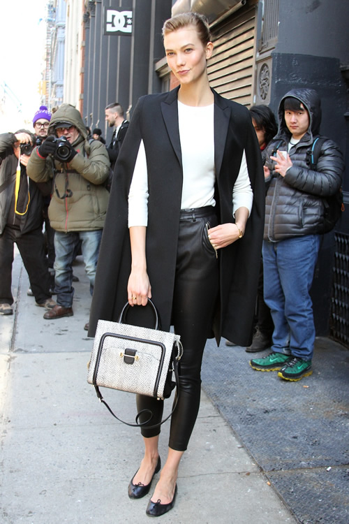 Karlie Kloss Jason Wu Daphne Bag
