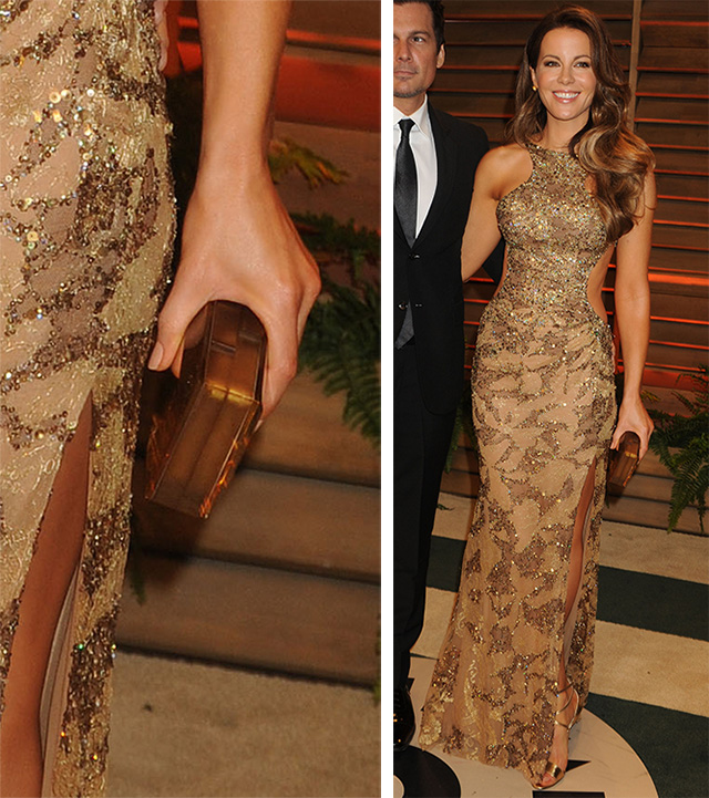 Kate Beckinsale Rauwolf Gemstone Clutch