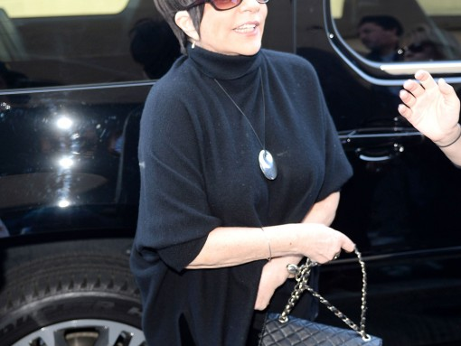 Liza Minnelli Carries a Chanel Bag as Classic as She Is