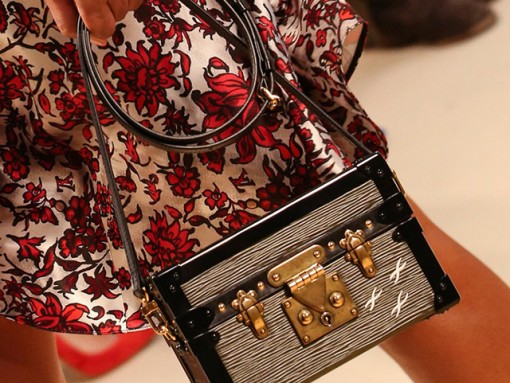 Louis Vuitton Debuts Nicolas Ghesquiere's First Bags for the Brand
