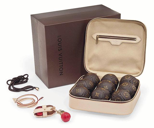 Louis Vuitton Petanque Set