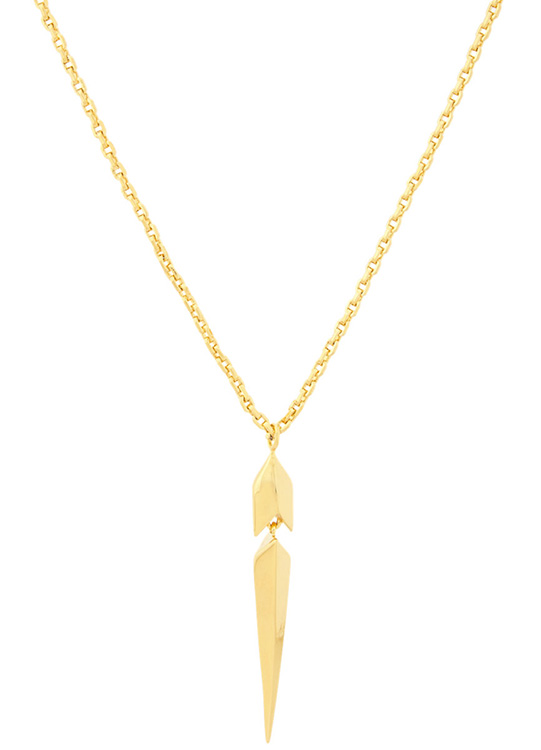 Maiyet Poison Dagger Necklace