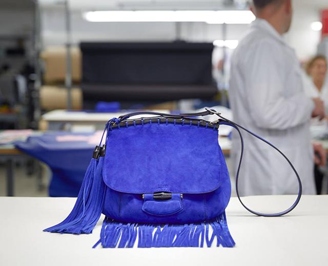 Making of Gucci Nouveau Fringe Bags 7