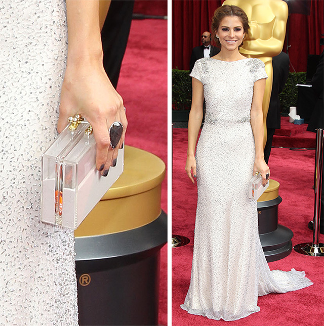 Maria Menounos Ashlynd Clutch