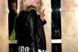 Nicky Hilton Adds a Chanel Clutch to her Huge Bag Collection