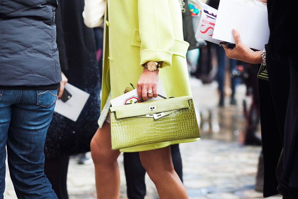 Paris Fashion Week Bags 11