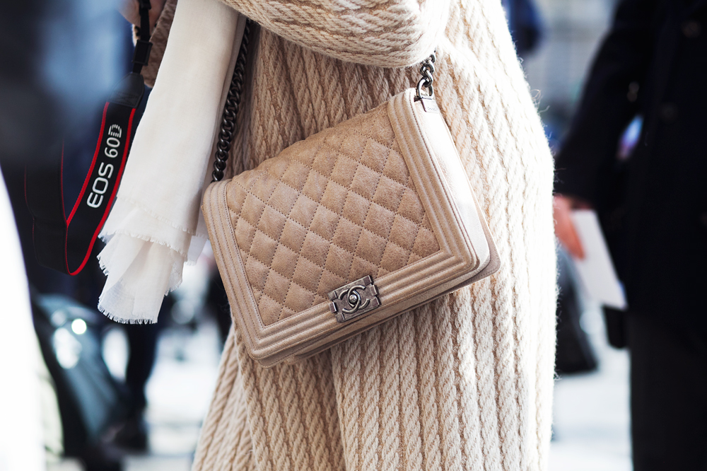 Paris Fashion Week Bags 14