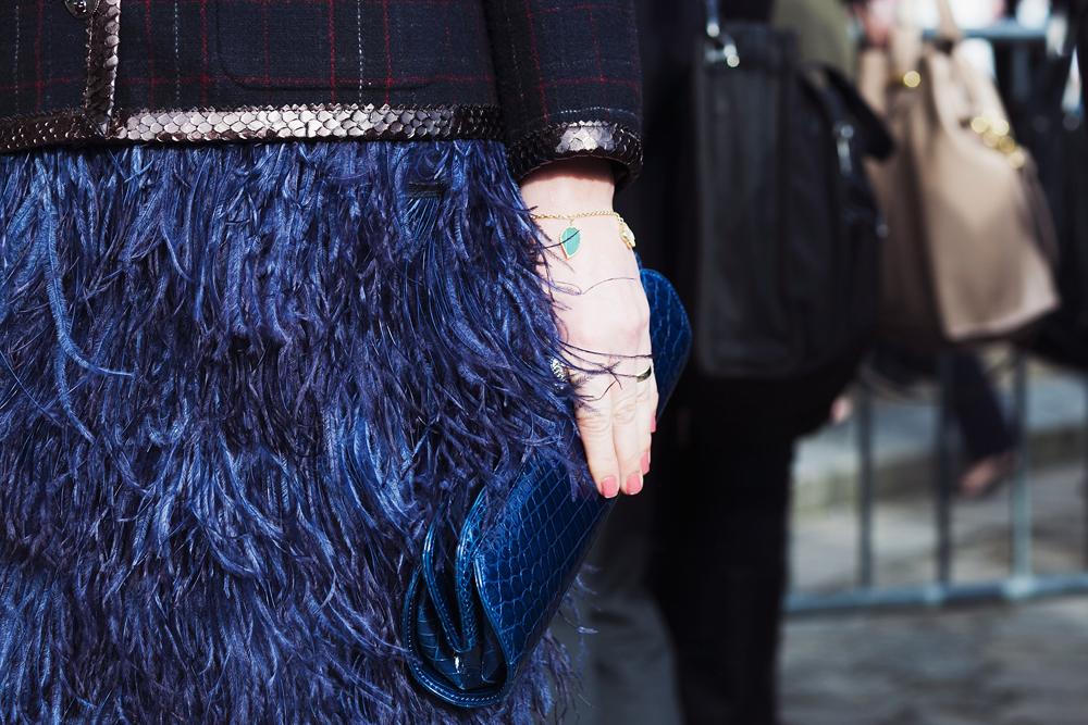Paris Fashion Week Bags 17