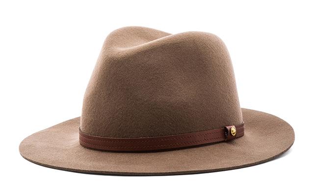 Rag and Bone Floppy Fedora Hat