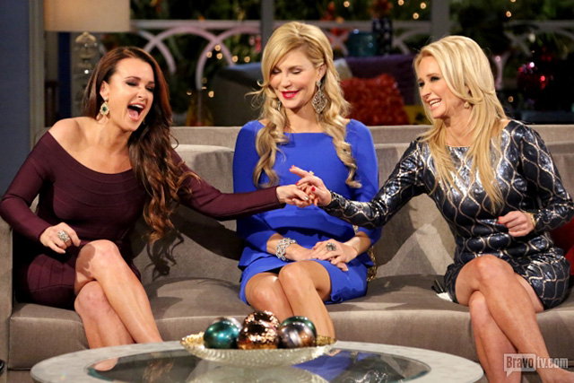 The Real Housewives of Beverly Hills - S 2 E 22 - Reunion ...