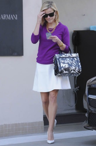 Reese Witherspoon Jason Wu Daphne Bag