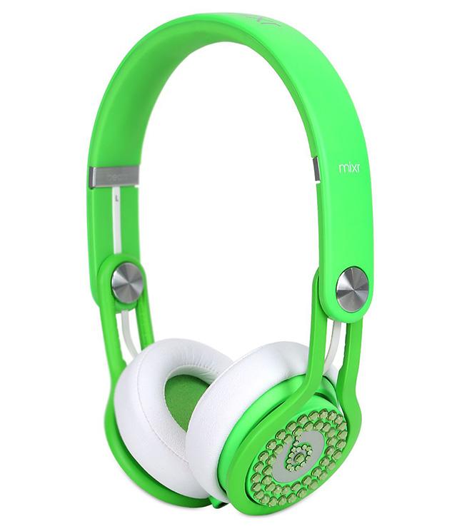 Seconda Base Beats Headphones with Swarovski