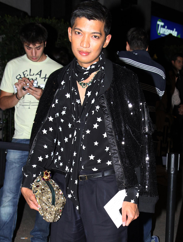 2f079d44c4b The Many Bags of Accessory-Loving Male Celebrities - PurseBlog