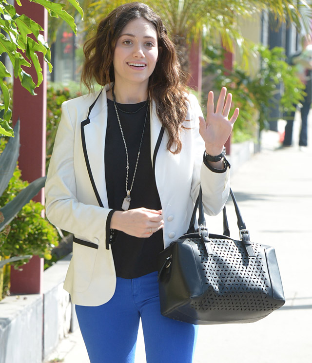 The Many Bags of Emmy Rossum-14