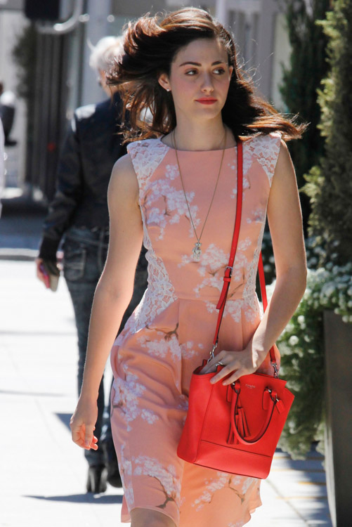 The Many Bags of Emmy Rossum-18