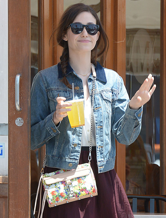 The Many Bags of Emmy Rossum-19
