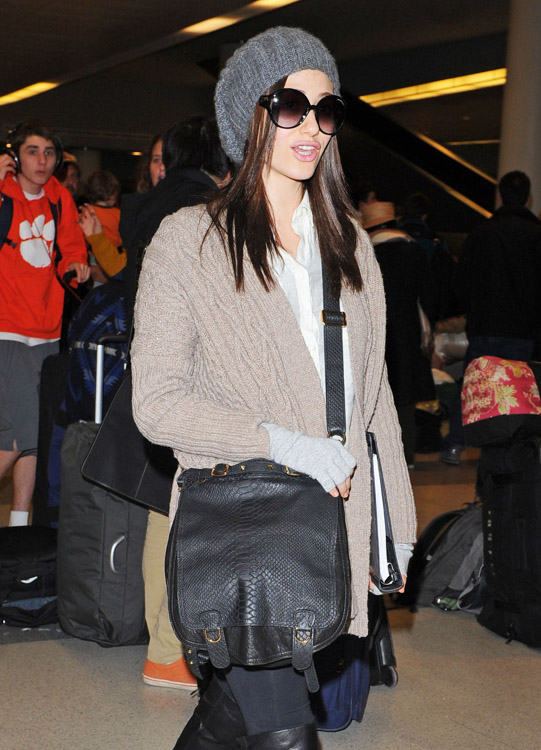 The Many Bags of Emmy Rossum-2