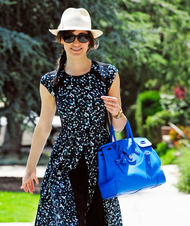 The Many Bags of Emmy Rossum-20