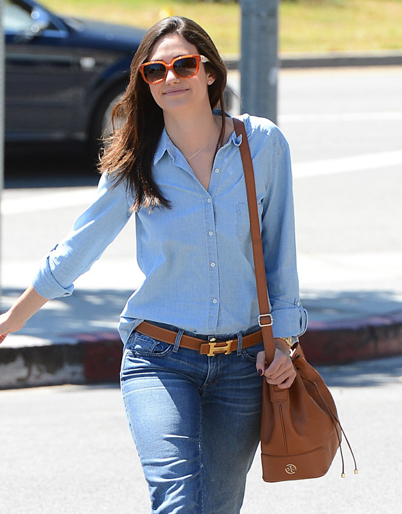 The Many Bags of Emmy Rossum-22