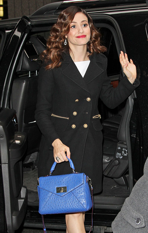 The Many Bags of Emmy Rossum-9