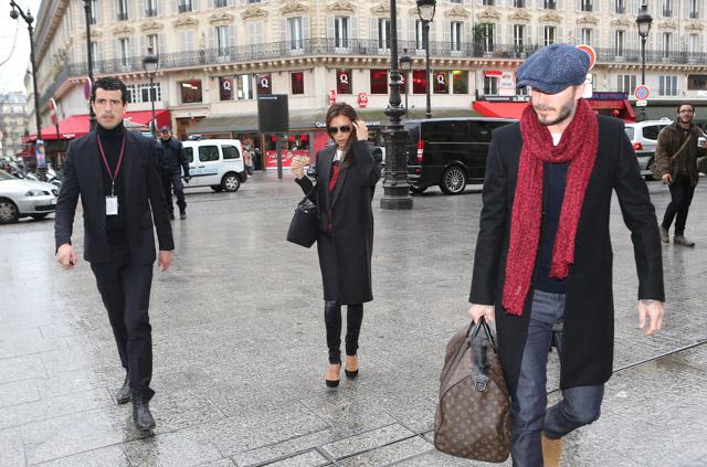 Victoria Beckham Liberty Tote David Beckham Louis Vuitton Monogram Macassar Keepall Bag-2