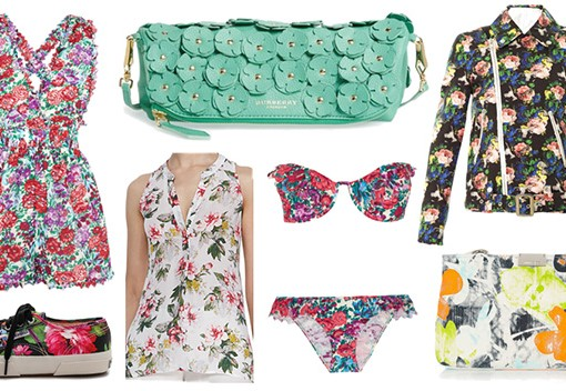 Want It Wednesday: All Floral Everything