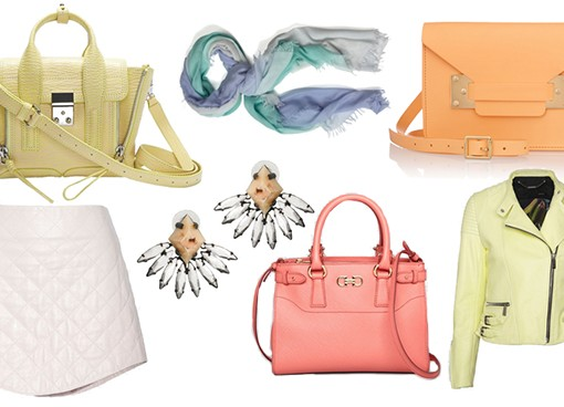 Want It Wednesday – Pretty Pastels