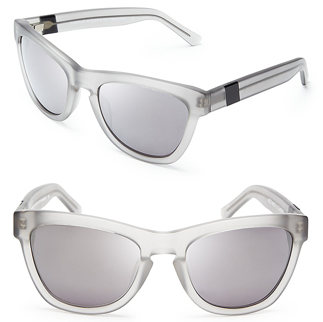 Westward Leaning Mercury 7 Mirrored Wayfarer Sunglasses