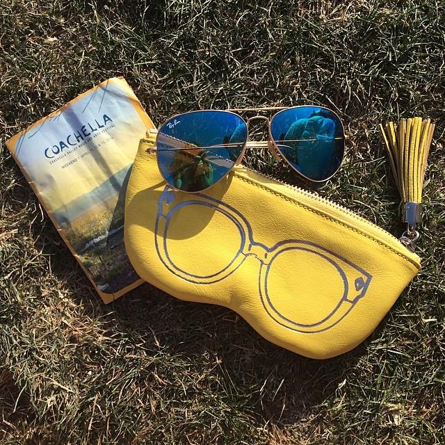 Rebecca Minkoff Sunglasses Case