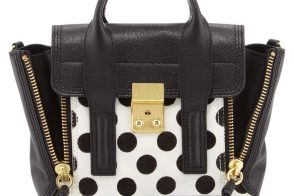 3.1 Phillip Lim Pashli in Spotted Calf Hair