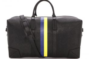 Man Bag Monday: Ben Minkoff Oversized Weekender Bag