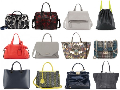 Bergdorf Goodman Fall 2014 Handbag Pre-Orders