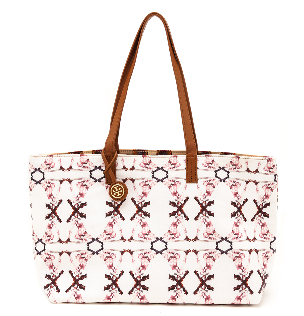 Born Free Tory Burch Reversible Tote