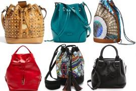 The Bucket Bag is Spring 2014's Biggest Accessories Trend