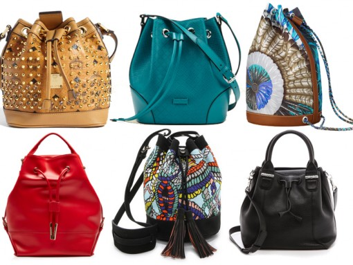 The Bucket Bag is Spring 2014's Biggest Accessories Trend