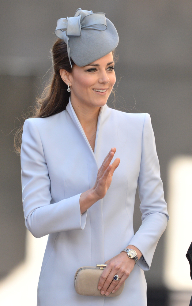 Duchess Kate slammed for 'truly awful' Alexander McQueen ...