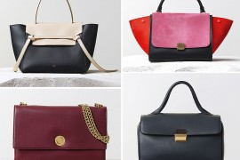 The Celine Fall 2014 Handbags Lookbook Has Arrived