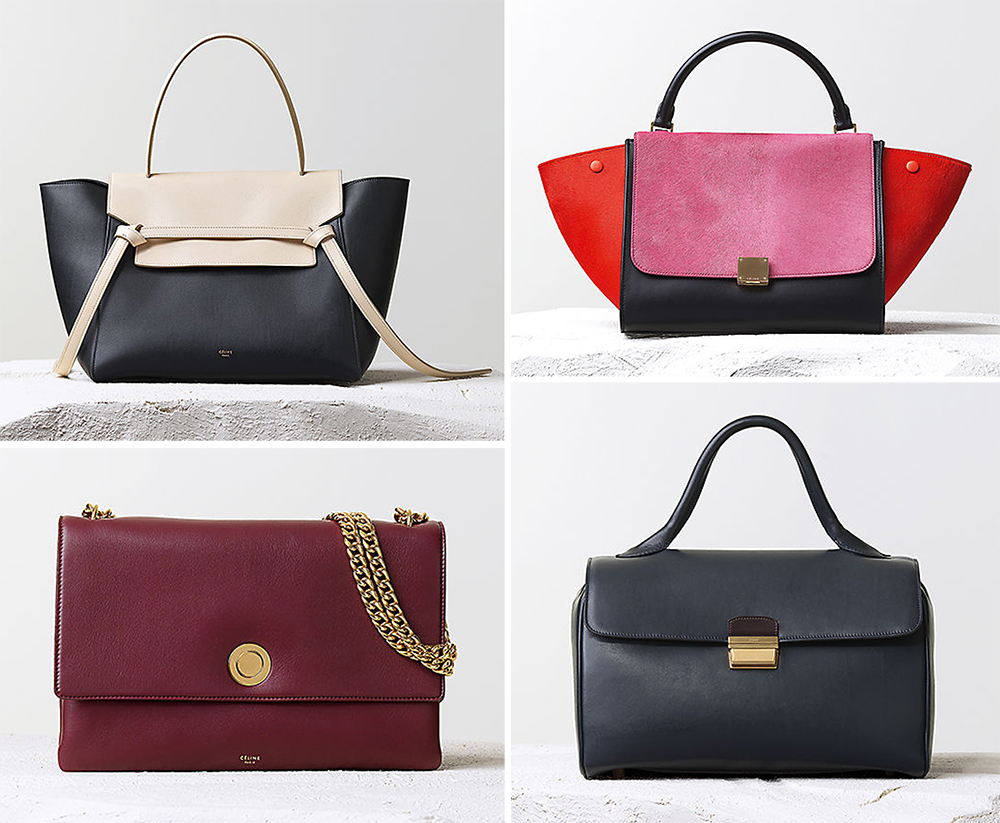 The Celine Fall 2014 Handbags Lookbook Has Arrived Purseblog