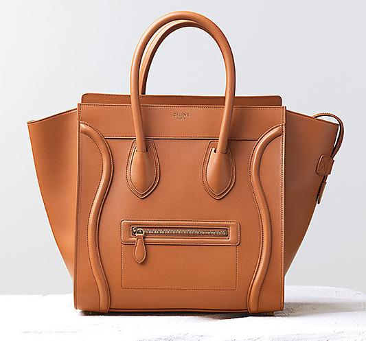Новые сумки от celine