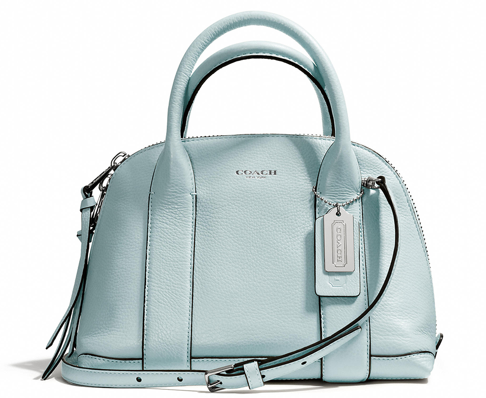 Coach Bleecker Mini Preston Satchel